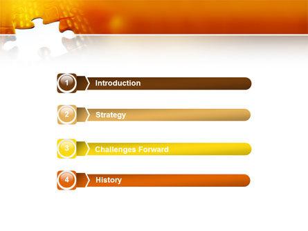 Missing Part PowerPoint Template, Slide 3, 02652, Business Concepts — PoweredTemplate.com