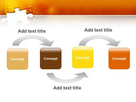 Missing Part PowerPoint Template, Slide 4, 02652, Business Concepts — PoweredTemplate.com