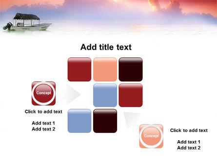 Sunrise PowerPoint Template Slide 16