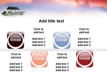 Sunrise PowerPoint Template Slide 19