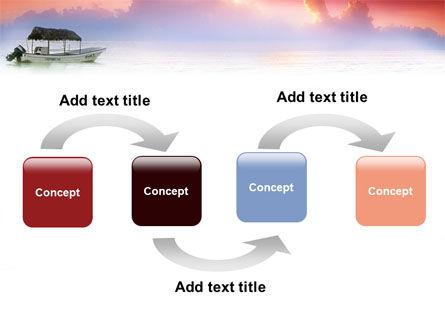 Sunrise PowerPoint Template, Slide 4, 02655, Nature & Environment — PoweredTemplate.com