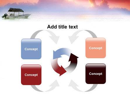 Sunrise PowerPoint Template Slide 6