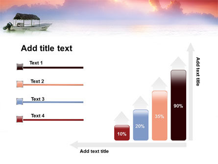 Sunrise PowerPoint Template Slide 8