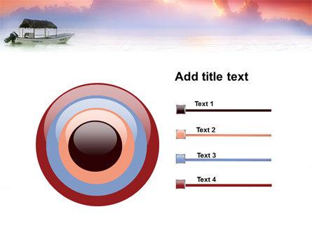 Sunrise PowerPoint Template Slide 9