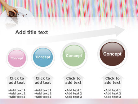 Piece of Cake PowerPoint Template Slide 13