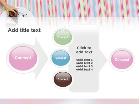 Piece of Cake PowerPoint Template Slide 17