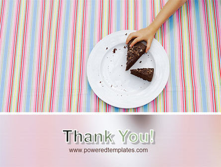 Piece of Cake PowerPoint Template Slide 20