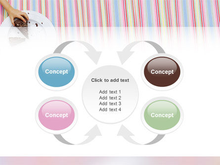Piece of Cake PowerPoint Template Slide 6