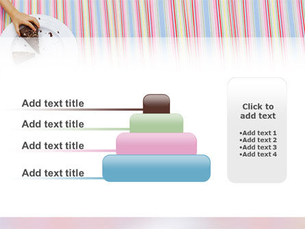 Piece of Cake PowerPoint Template Slide 8