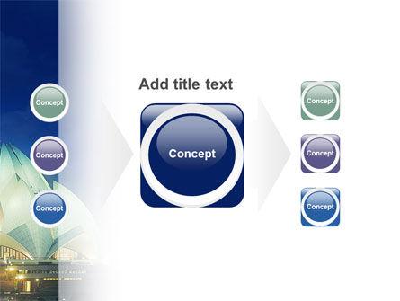 Lotus Temple PowerPoint Template Slide 17