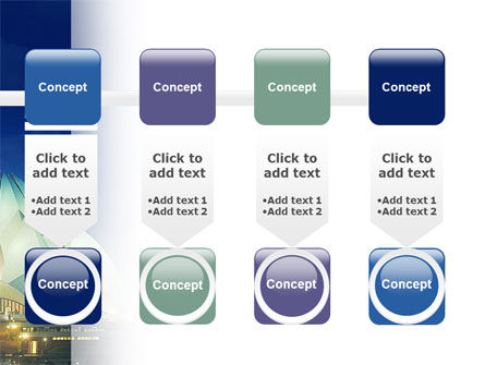 Lotus Temple PowerPoint Template Slide 18