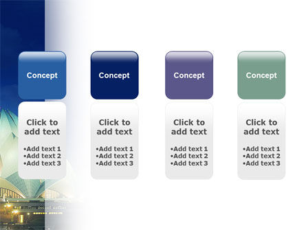 Lotus Temple PowerPoint Template Slide 5
