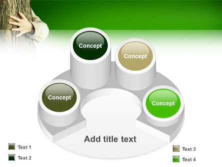 Tree PowerPoint Template Slide 12