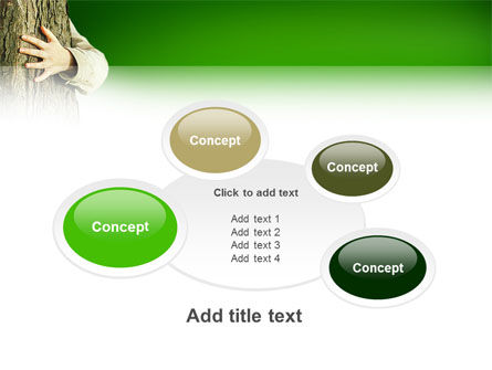 Tree PowerPoint Template Slide 16