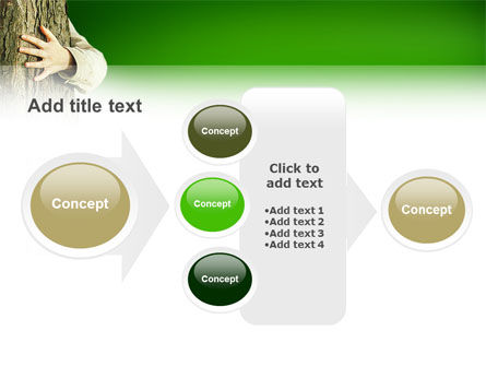 Tree PowerPoint Template Slide 17