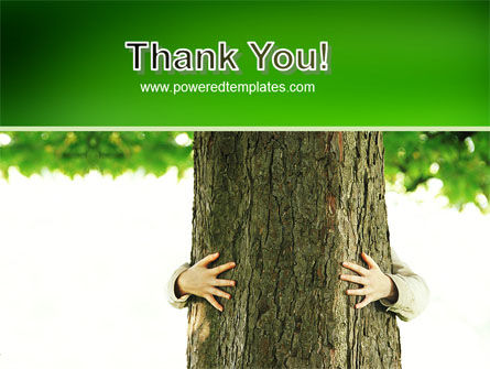 Tree PowerPoint Template Slide 20