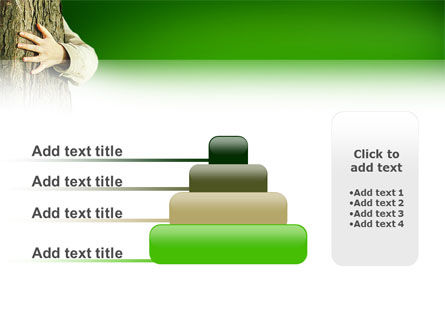 Tree PowerPoint Template Slide 8
