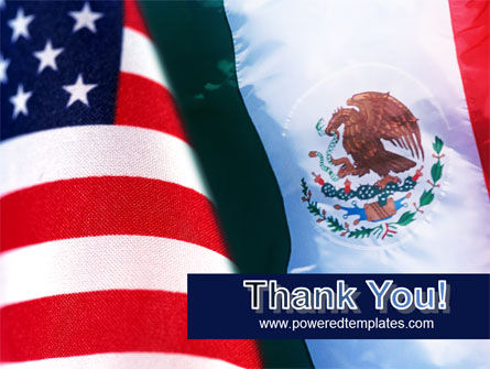 Mexico and USA PowerPoint Template Slide 20