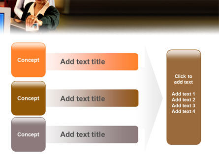 Bank Account PowerPoint Template Slide 12