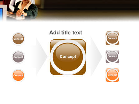 Bank Account PowerPoint Template Slide 17