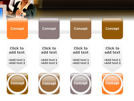 Bank Account PowerPoint Template Slide 18