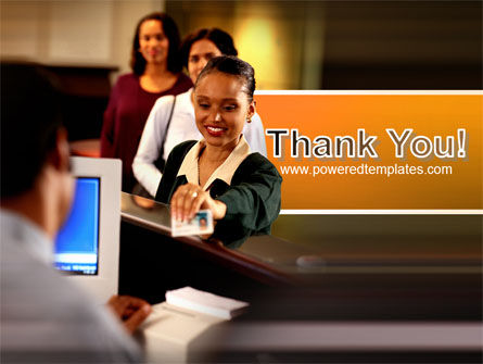 Bank Account PowerPoint Template Slide 20