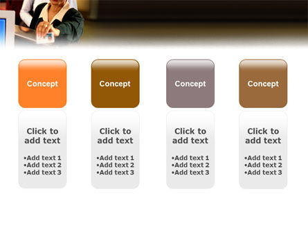 Bank Account PowerPoint Template Slide 5