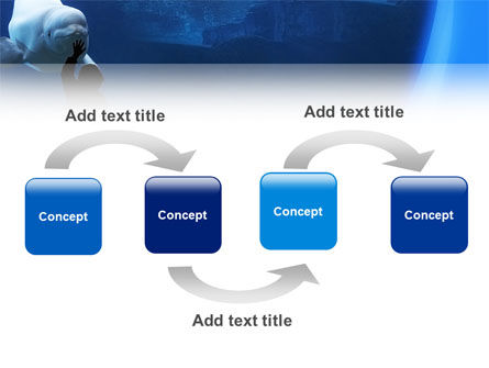 Aquarium PowerPoint Template, Slide 4, 02674, Animals and Pets — PoweredTemplate.com