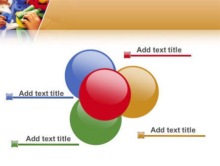 Alphabet Game PowerPoint Template Slide 10