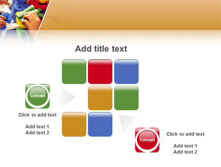 Alphabet Game PowerPoint Template Slide 16