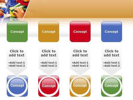 Alphabet Game PowerPoint Template Slide 18