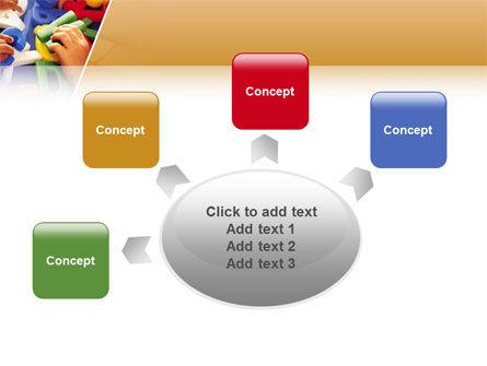 Alphabet Game PowerPoint Template Slide 7