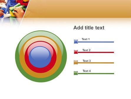 Alphabet Game PowerPoint Template Slide 9
