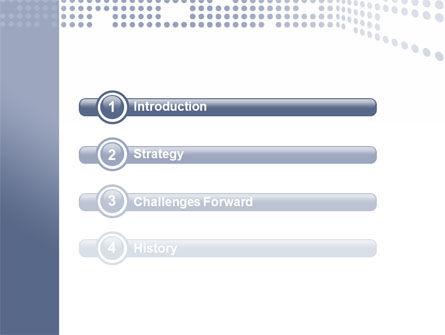 Data Flow PowerPoint Template, Slide 3, 02678, Telecommunication — PoweredTemplate.com