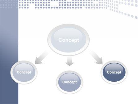 Data Flow PowerPoint Template, Slide 4, 02678, Telecommunication — PoweredTemplate.com