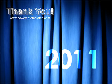 Year 2011 PowerPoint Template Slide 20