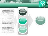 U Turn PowerPoint Template#11