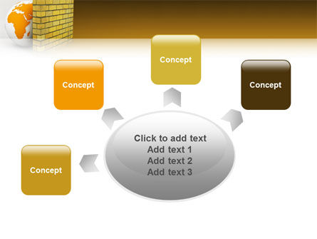 Firewall PowerPoint Template Slide 7