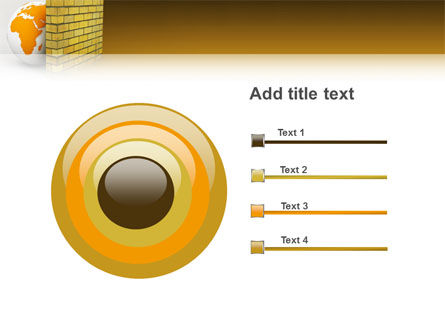 Firewall PowerPoint Template Slide 9