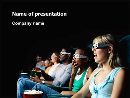 Cinema PowerPoint Template