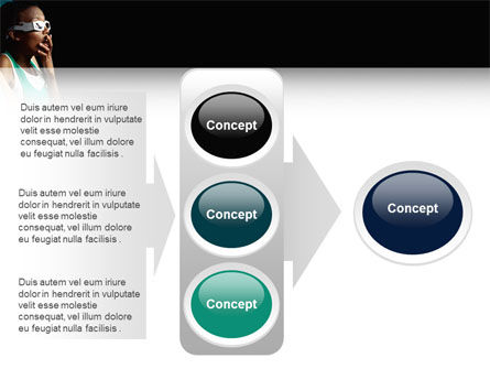 Cinema PowerPoint Template Slide 11