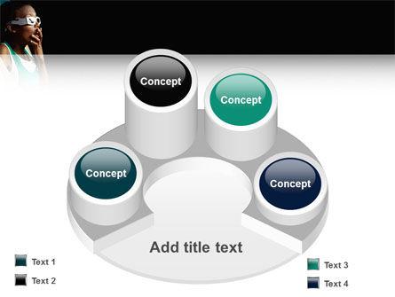 Cinema PowerPoint Template Slide 12