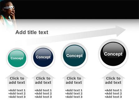 Cinema PowerPoint Template Slide 13