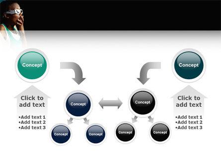 Cinema PowerPoint Template Slide 19