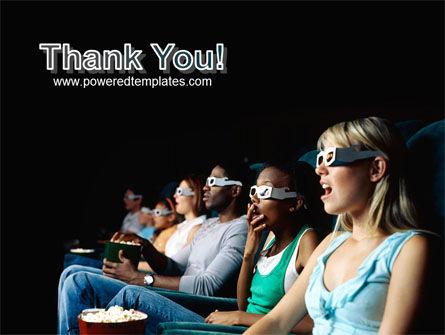 Cinema PowerPoint Template Slide 20