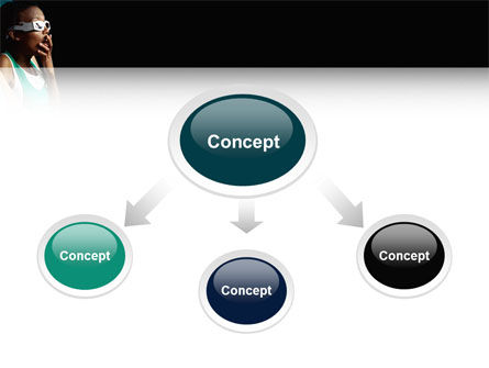 Cinema PowerPoint Template Slide 4