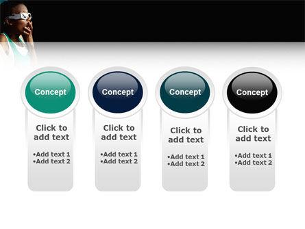 Cinema PowerPoint Template Slide 5