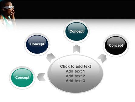 Cinema PowerPoint Template Slide 7