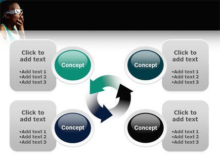 Cinema PowerPoint Template Slide 9