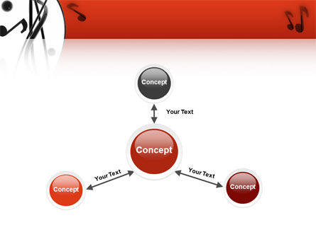 Music PowerPoint Template Slide 14